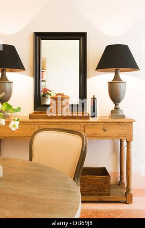 detail of livingroom - Stock Photo