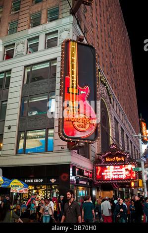 Hard Rock Cafe Midtown Nyc