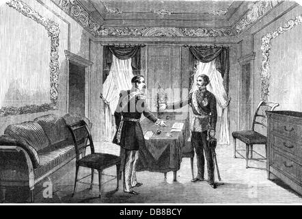 Napoleon Bonaparte vs. Otto von Bismark Essay Sample
