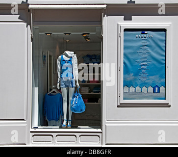 Escales Paris Aix En Provence fashion shop Aix En Provence France French old town city center - Stock Photo