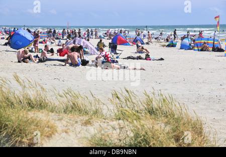 Sandy Beach Near Chichester