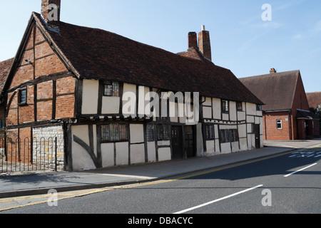 Masons Court Rother Street Stratford Upon Avon - Stock Photo