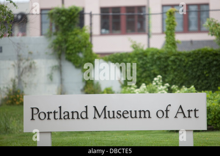 Portland museum of art in maine stock photo royalty free for Portland maine museum of art