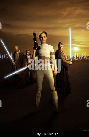 - attack star wars clones (2002) the of episode ii download