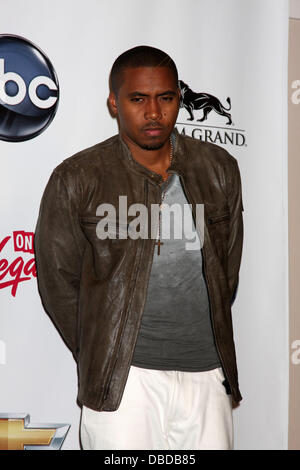 Nas at the 2011 Billboard Music Awards at MGM Grand Garden Arena - press room Las Vegas, Nevada - 22.05.11 - Stock Photo