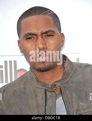 Nas 2011 Billboard Music Awards at MGM Grand Garden Arena Las Vegas, Nevada - 22.05.11 - Stock Photo