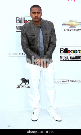 Nas The 2011 Billboard Music Awards at MGM Grand Garden Arena Las Vegas, Nevada - 22.05.11 - Stock Photo
