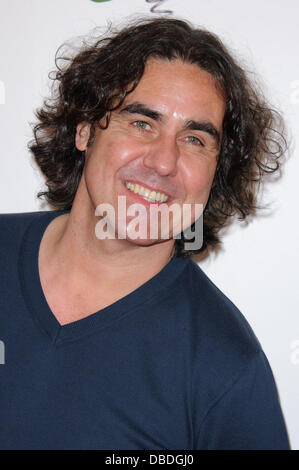 Micky Flannigan Channel 4's Comedy Gala - Arrivals. London, England - 24.05.11 - Stock Photo