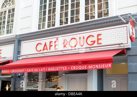 Cafe Rouge High Street Kensington