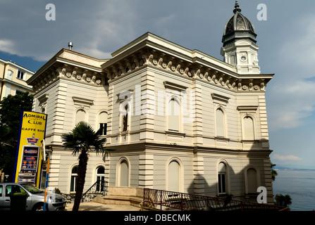Admiral Casino Opatija Istria Croatia Europe - Stock Photo