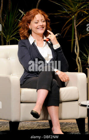 Susan Sarandon  'Thelma & Louise' The 20th Anniversary Homecoming at the Roy Thomson Hall. Toronto, Canada - 07.6.11 - Stock Photo