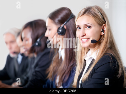 How can I help you ? - Stock Photo