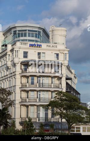 30/07/2013 Park Inn Palace hotel, Southend-on-sea - Stock Photo