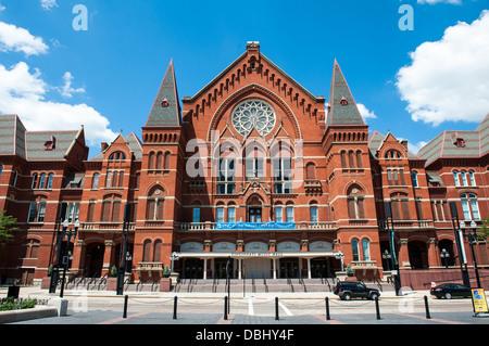 CINCINNATI - JULY 12: Cincinnati Music Hall in Cincinnati on July 12, 2013. - Stock Photo