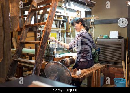 Hakata Machiya Folk Museum Fukuoka Kyushu Japan Stock ...