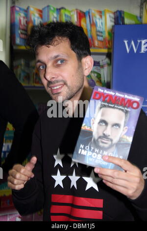 Dynamo: Dying on stage would be good for the legacy |Dynamo Magician Impossible Logo