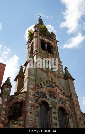 St Josephs chapel sailortown Belfast Northern Ireland UK - Stock Photo