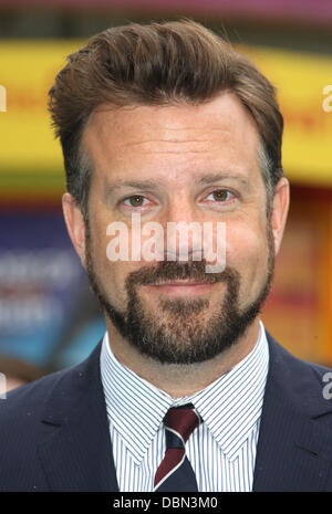 Jason Sudeikis 'Horrible Bosses' UK premiere held at BFI Southbank - Arrivals London, England - 20.07.11 - Stock Photo
