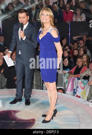 Sherrie Hewson - Celebrities at the ITV studios | 6 ...