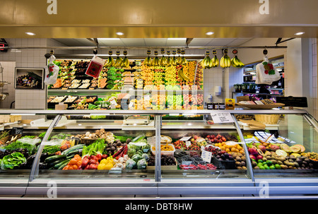 Fruit shop - Stock Photo
