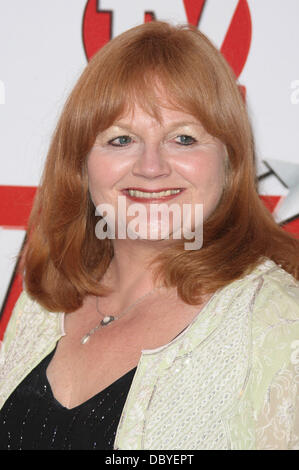 Lesley Nicol TVChoice Awards 2011 held at the Savoy hotel London, England - 13.09.11 - Stock Photo