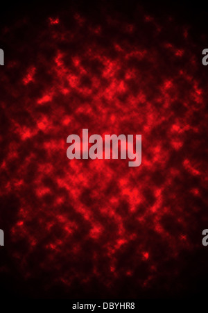 abstract background with red magic cloud flame