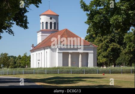 Neuhardenberg Church, Brandenburg, Germany