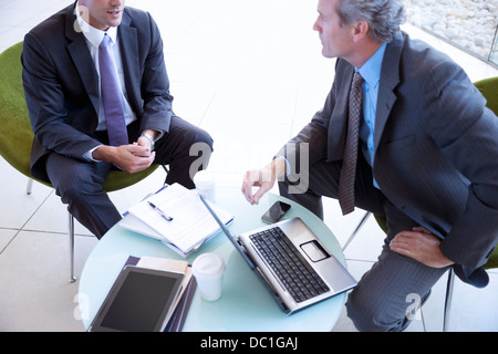 Businessmen meeting - Stock Photo