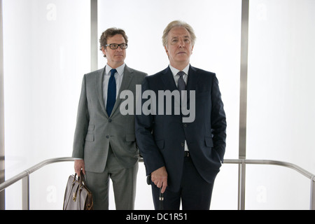GAMBIT (2012) COLIN FIRTH, ALAN RICKMAN MICHAEL HOFFMAN (DIR) 005 MOVIESTORE COLLECTION LTD - Stock Photo