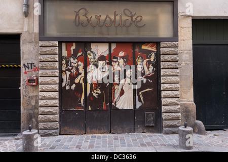 Art Cafe Paris Rue De Lappe