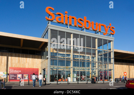 An Analysis of Sainsbury's Supermarkets Ltd and the Effect of the Credit Crunch on Its Performance