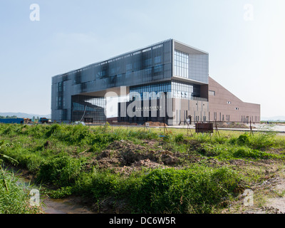 Zhuhai Air New City Planning Exhibition Center  jinwan