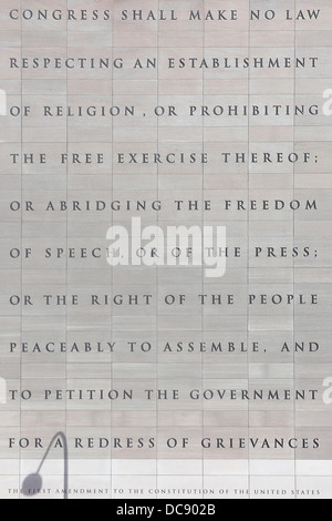 first amendment to the united states constitution essay Thirty-three amendments to the united states constitution have been proposed by the united states congress and sent to the states for ratification since the constitution was put into operation on march 4, 1789 twenty-seven of these, having been ratified by the requisite number of states, are part of the constitution the first ten amendments were adopted and ratified simultaneously and are.
