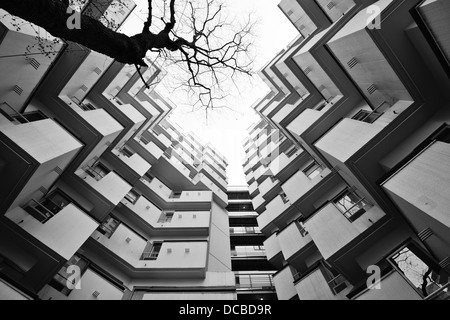 Modern Architectural details. - Stock Photo