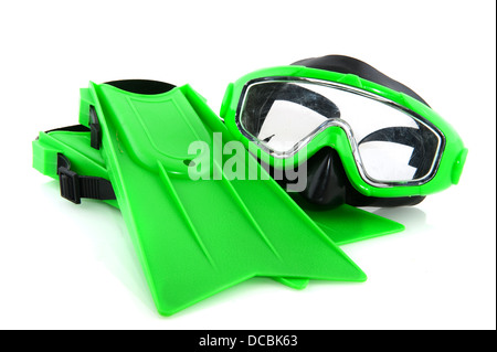 scuba gear - Stock Photo
