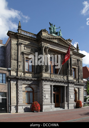 Teylers Museum,an art, natural history, and science museum,Haarlem, Netherlands. Established in 1778, - Stock Photo