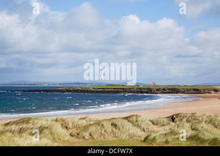 Island Beach; Achill Island, County Mayo, Ireland - Stock Photo