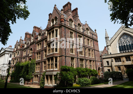 lincolns inn old square hall and chapel London England UK - Stock Photo