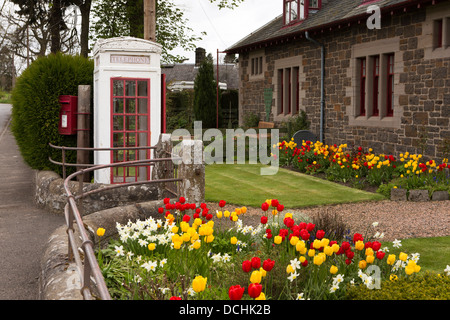 Scotland perth and kinross rhynd rare k3 listed phone for Garden offices for sale scotland