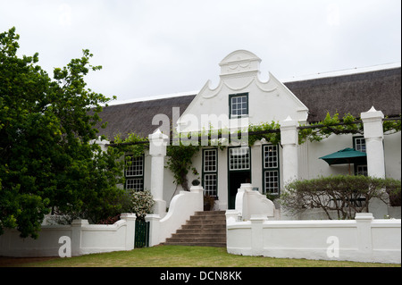 Klippe Rivier Country House, Swellendam, Western Cape, South Africa - Stock Photo