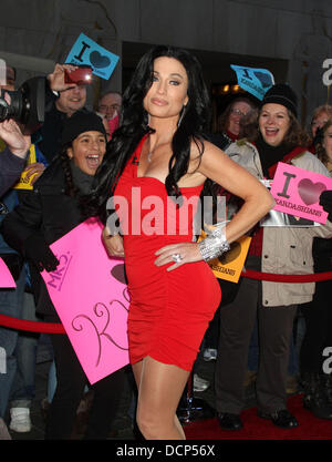 Amy Robach as Kim Kardashian filming for the NBC Today Show at Rockefeller Center for Halloween  New York City, - Stock Photo