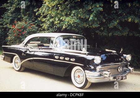 1956 BUICK SUPER. Photo Nicky Wright - Stock Photo