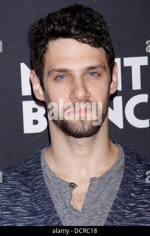 Justin Bartha After Party for Montblanc Presents The 10th Annual production of 'The 24 Hour Plays On Broadway' held - Stock Photo
