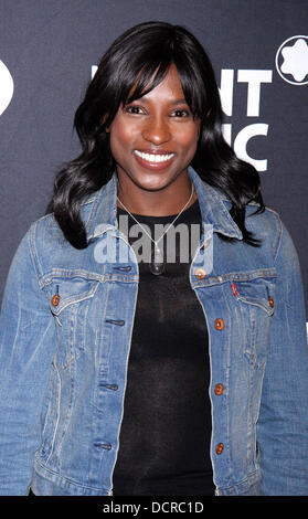 Rutina Wesley After Party for Montblanc Presents The 10th Annual production of 'The 24 Hour Plays On Broadway' held - Stock Photo