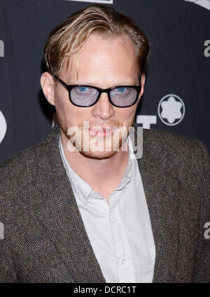 Paul Bettany After Party for Montblanc Presents The 10th Annual production of 'The 24 Hour Plays On Broadway' held - Stock Photo