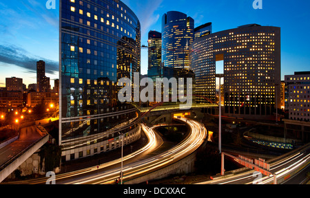 Paris, La Defense - Stock Photo