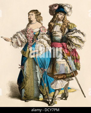 french nobility in the 17th and Titles of the nobility england france and europe  in scotland, which was also conquered by the norman-french,.