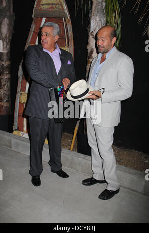 Hollywood, California, USA. 21st Aug, 2013. I15632CHW .Billy Zane Solo Art Exhibition 'Seize The Day Bed' Artist - Stock Photo