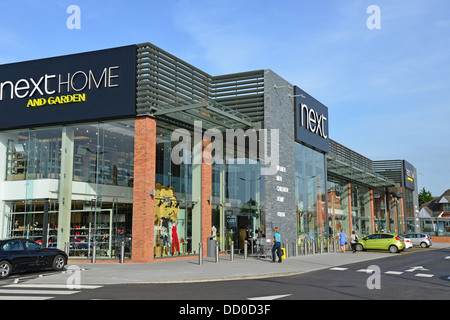 Next Opens its Largest UK Home and Garden Store with British Land. 09 Jul British Land is pleased to announce that Next has opened its largest Home and Garden store in the UK, and the fourth of the new store format, at a former Homebase unit in London Road, Camberley.