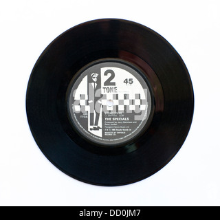 The Specials - Stereotype, 1980 7' single on 2 Tone Records - Stock Photo